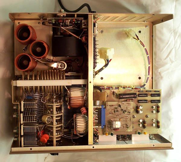 Alpha 78 Linear Amplifier Manual